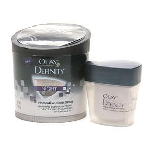 Oil of Olay Definity Night Cream