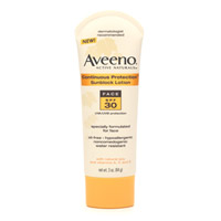 aveeno sunblock review