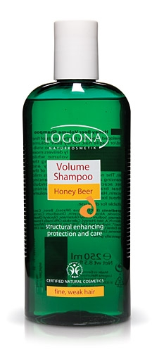 Logona beer shampoo review