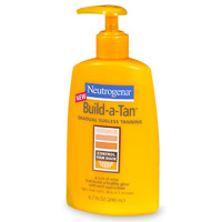 Neutrogena Build a Tan Review