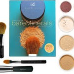 Bare Escentuals bareMinerals Starter Kit: Mineral Makeup, Brushes, Blush and Bronzer