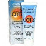 Fallene Total Block Cotz SPF 58 and Total Block SPF 60