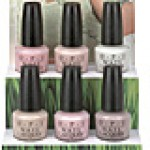 OPI Garden Party Nail Polish Collection