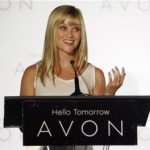 Reese Witherspoon is Avon's New Spokewoman