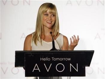 Reese Witherspoon Avon