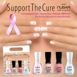 Nubar Support the Cure 4 Pack of Polishes