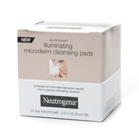 Neutrogena Illuminating Microderm Cleansing Pads