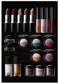MAC Cosmetics Anitquitease Collection Holdiay