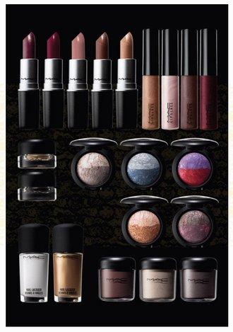 M.A.C. Cosmetics Antiquities Holdiay Collection Makeup