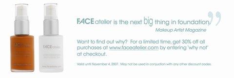 Face Atelier Cosmetics Discount