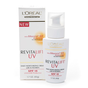 L'Oreal UV Expert SPF 15 with Mexoryl