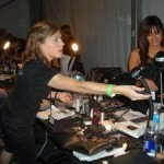 Kicking Off Chicago Fashion Week Backstage with M.A.C. Cosmetics