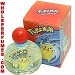 Pokemon Perfume, Eau de Pikachu!