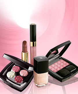 Chanel Hoilday 2007 Makeup Collection
