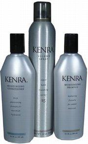 Kenra Hair Kit Shampoo Conditioner Hair Spray