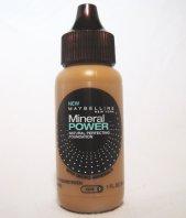 Maybelline Mineral Power Liquid Mineral Makeup