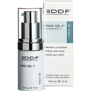 DDF Fade Gel 4 Treating Melasma and Hyperpigmentation Skin Care