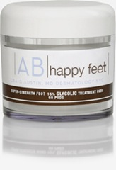 AB Skin Care Happy Feet Glycolic Acid