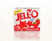 Jell-O Jello strawberry beauty tips