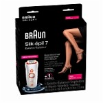 Home Hair Removal With The Braun Silk-Epil Expressive Epilator