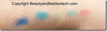 CoverGirl cover girl makeup eyeshadow swatch