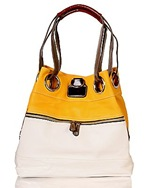 Baghaus Sunshine Yellow Handbag