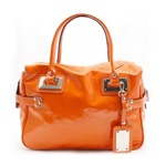 Yes Style Yah Orange Purse Handbag