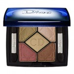 Fall Trends: Dior Five Colour Eyeshadow Palette in Earth Tones.