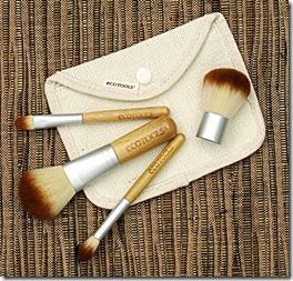 Eco Tools Bamboo 5 Piece Makeup Brush Set