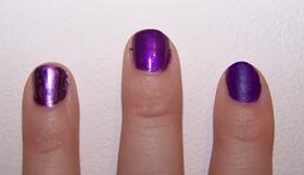 China Glaze Nail Polish Purple