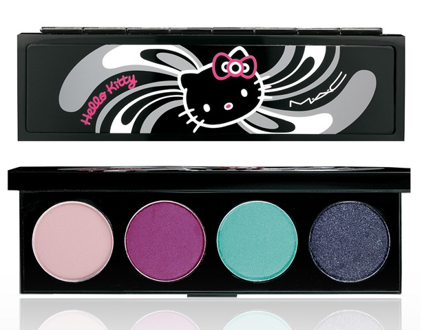 Mac hello kitty eye shadow palette beauty and fashion tech mac cosmetics hello kitty too dolly eyeshadow altavistaventures Images