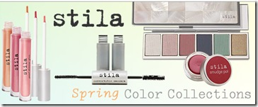 Stila cosmetics spring collection 2009