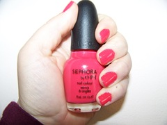 Sephor by Opi Lost Without My GPS Swatch