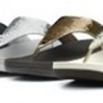 Fitness/Fashion Friday: New Metallic FitFlops