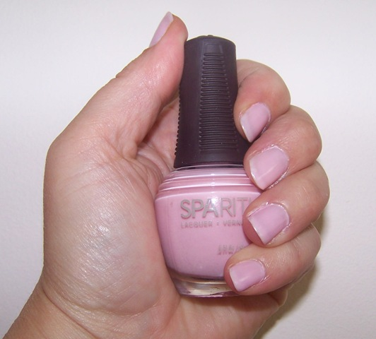SpaRitual Nail Polish | Beauty and Fashion Tech