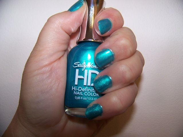 Sally Hansen High Definition Nail Polish | Beauty and Fashion Tech
