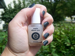 Essie Matte About You Swatch