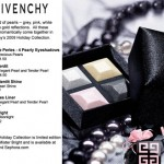 Givenchy Holiday Collection 2009