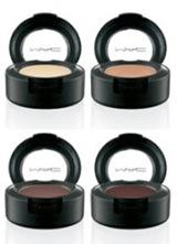 mac warm and cozy eye shadows