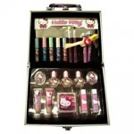 Hello Kitty Makeup Kit and Case