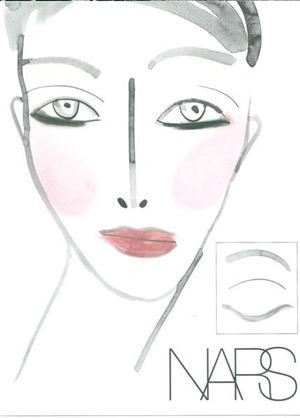 NARS Face Chart-3.1 phillip lim-Lo Res