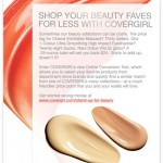 CoverGirl's New Online Conversion Tool