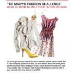Macy's Fashion Challenge