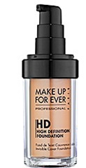 Make up forever high definition foundation