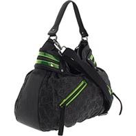 L.A.M.B. Ultraviolet Etoile Handbag Carbon