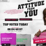 Nike Attitude From You T-Shirt Promotion