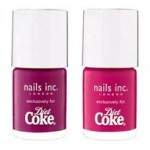 Diet Coke Nail Polish (Free in the UK)