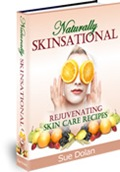 Naturally Skinsational Book