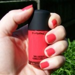 MAC To The Beach Nail Polish Swatch