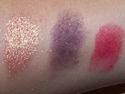 MAc Venomous Villains Pigment Swatches